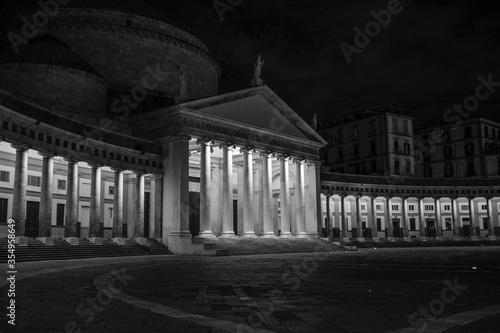 Piazza Plebiscito Canvas-taulu