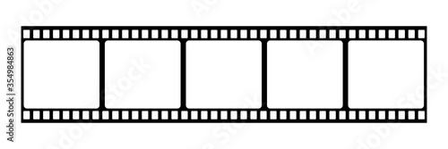 Film strip icon Slika na platnu