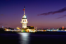 Cityscape Of Historic Istanbul...