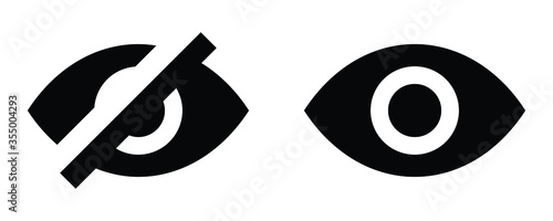 Cuadros en Lienzo See and unsee eye icon