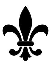 Fleur-De-Lis Design
