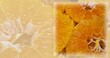Fresh sweet orange rotating. Close up fruit footage with place for text or image. 4К
