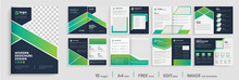 Gradient Modern Brochure Templ...