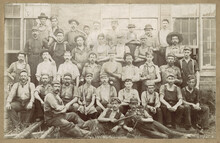 Antique Railroad Workers Penns...