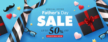Happy Fathers Day Sale 50% Off...