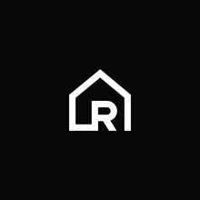 Logo Design Of R In Vector For...