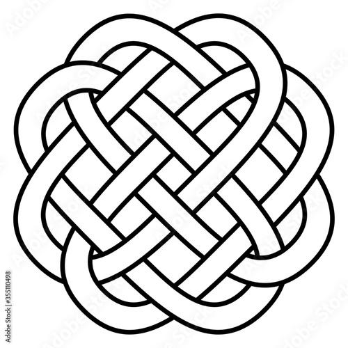 Photo Textile symbol