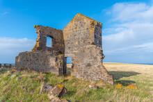 Historic Convict Ruins At Stanley, Australia