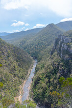 Alum Cliffs State Reserve In Tasmania, Australia