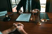 Lawyer Is Providing Informatio...