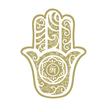 The Hamsa Hand, Ancient Middle...