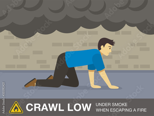 Photo Fire safety activity