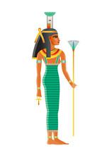 Nephthys Ancient Egyptian Godd...