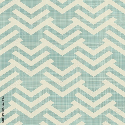 Abstract seamless striped geometric pattern on texture background in retro colors. Art deco pattern  for ceramic tile, wallpaper, linoleum, textile, web page background.
