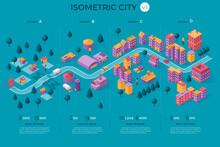Isometric City Template