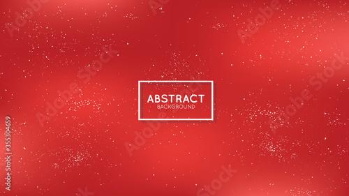 Fototapeta Grunge texture with red blurred background. obraz