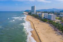 Aerial View Of Gyeongpo Beach ...
