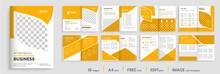 Orange Business Brochure Templ...
