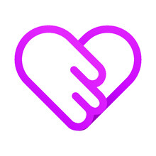 Valentine Icon Vector