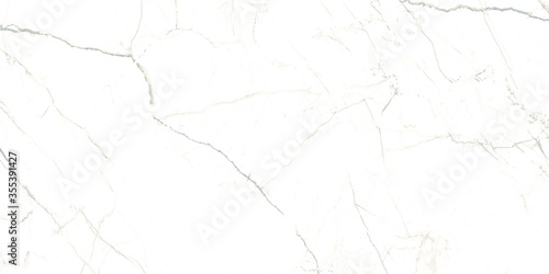 Fototapeta Natural White marble texture background with detailed structure high resolution bright and luxurious, abstract stone floor in natural patterns for interior or exterior Art Work Design. obraz