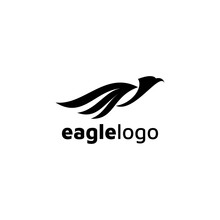 Eagle Logo Design Vector Templ...