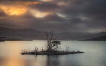 Loch Assynt Island