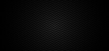 Abstract Chevron Pattern On Bl...