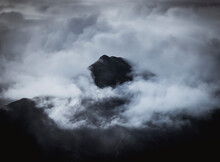 Causey Pike Clouds