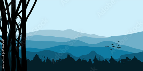 krajobraz-gorski-w-odcieniach-blekitu-z-mgla
