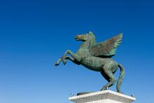 Pegasus, The Mythological Wing...