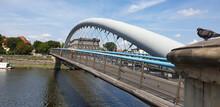 Bridge With Dove