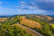 Aerial View Of Ruapekapeka Pa ...