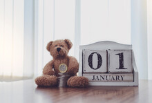 First Of January With Teddy Be...