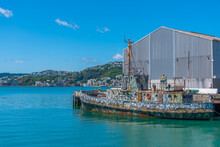 Waterfront Of Wellington, New ...