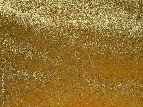 Obraz golden color texture background for decoration - fototapety do salonu