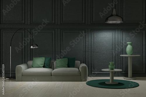 Obraz na plátně Ambiente di casa
