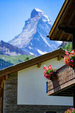 Zermatt Valley, The Famous Swi...