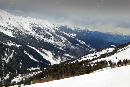 Meribel-Mottaret The Three Valleys, Les Trois Vallees ski area Savoie France #355628810