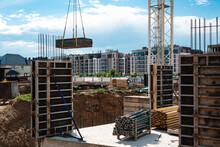 Large Scale Construction Site ...