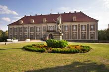 Princely Palace In Zagan. Poland
