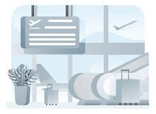 International Airport Concept....