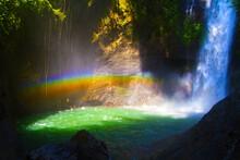 Aling Aling Waterfall With Rai...