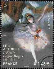 Beautiful Painting By Edgar De...