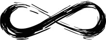 Infinity Vector Symbol