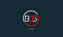 Alphabet Letters Icon Logo BDS