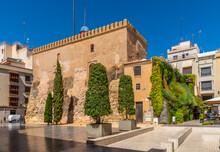 Calaforra Tower In Center Of E...