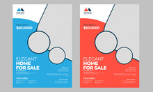 Home For Sale Flyer Template W...