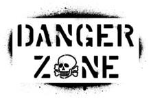 ''Danger Zone'' Warning Messag...