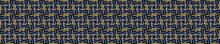 Gold Foil Effect Woven Texture...