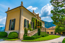 Villa Del Balbianello At Lake ...